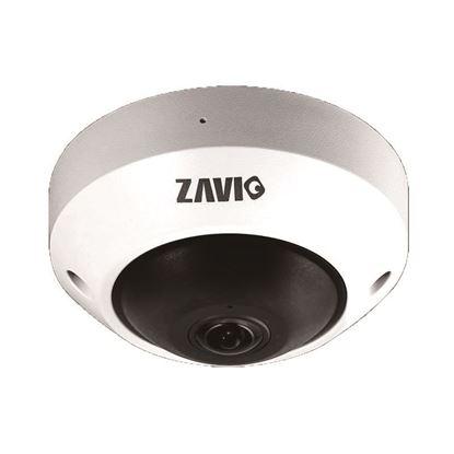 Afbeelding van Zavio P4320, 3 megapixel Fisheye