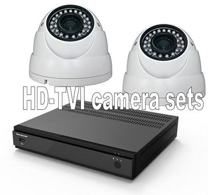 Afbeelding voor categorie HD-TVI sets