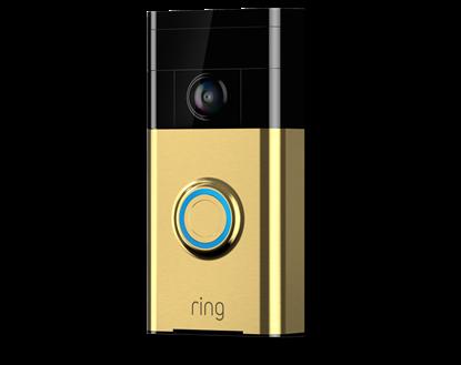 Afbeelding van Ring WiFi Video Deurbel (Goud)