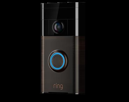 Afbeelding van Ring WiFi Video Deurbel (Brons)